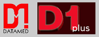 datamed_logo, d1plus logo